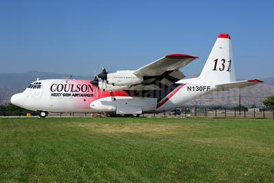 Coulson Next Gen Airtanker Lockheed EC-130Q (382G) Hercules N130FF (msn 4901) SBD (Ton Jochems). Image: 913947.