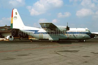 Crashed on takeoff at Panama City on September 28, 1979