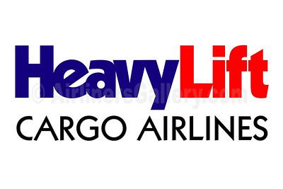 1. HeavyLift Cargo Airlines (UK) logo