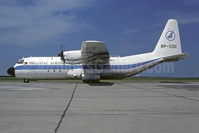 Philippine Aerotransport Lockheed 382E (L-100-20) Hercules RP-C101 (msn 4593) LBG (Christian Volpati). Image: 902350.