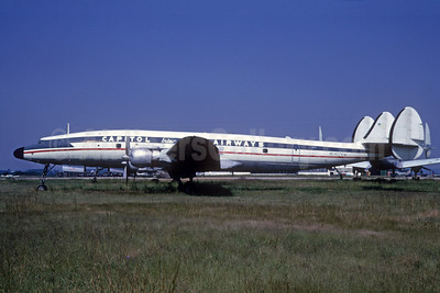 Capitol International Airways Lockheed 1049H-01-06-166 Super H Constellation N5402V (msn 4842) ILG (Bruce Drum). Image: 103087.