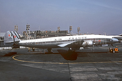 "Delivered July 27, 1953, ""Super G"" departure from Tokyo Haneda in May 1960"