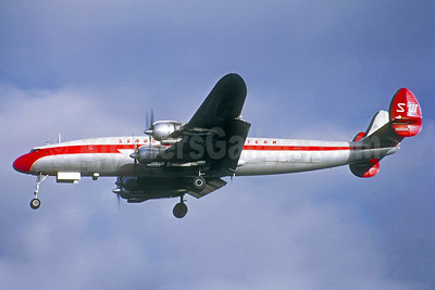 """Zurich Airtrader"", delivered on September 2, 1954"