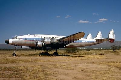 Conifair Aviation Lockheed C-121A (749) Constellation N494TW (msn 2601) RYN (Keith Burton). Image: 971830.