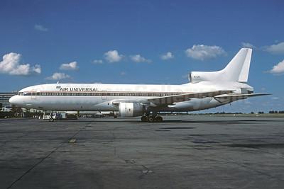 Air Universal Lockheed L-1011-385-1-15 TriStar 100 9L-LDC (msn 1231) (Delta colors) JNB (Jacques Guillem Collection). Image: 952258.