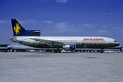 Air Algerie (Caledonian Airways) Lockheed L-1011-385-1 TriStar 1 G-BBAI (msn 1102) Caledonian colors) ORY (Jacques Guillem). Image: 932648.