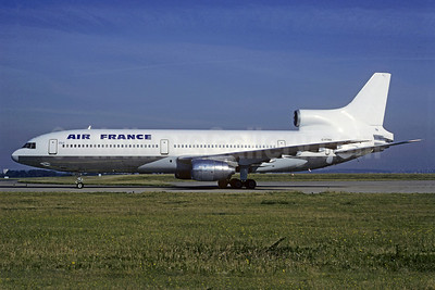 Air France-Air Transat Lockheed L-1011-385-1-14 TriStar 150 C-FTNA (msn 1019) ORY (Jacques Guillem). Image: 910868.