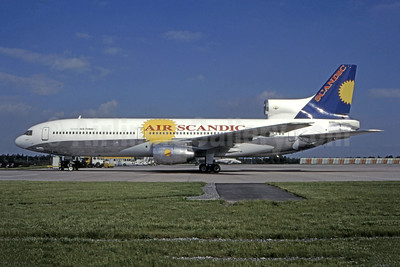Leased from and operated by Aer Turas on April 27, 1999
