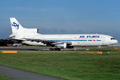 Air Atlanta Icelandic Lockheed L-1011-385-1-15 TriStar 100 TF-ABD (msn 1221) LGW (Antony J. Best). Image: 930772.