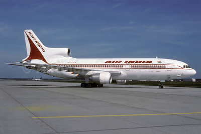 Air India (Caribjet) Lockheed L-1011-385-3 TriStar 500 V2-LEK (msn 1248) FRA (Rolf Wallner). Image: 912674.