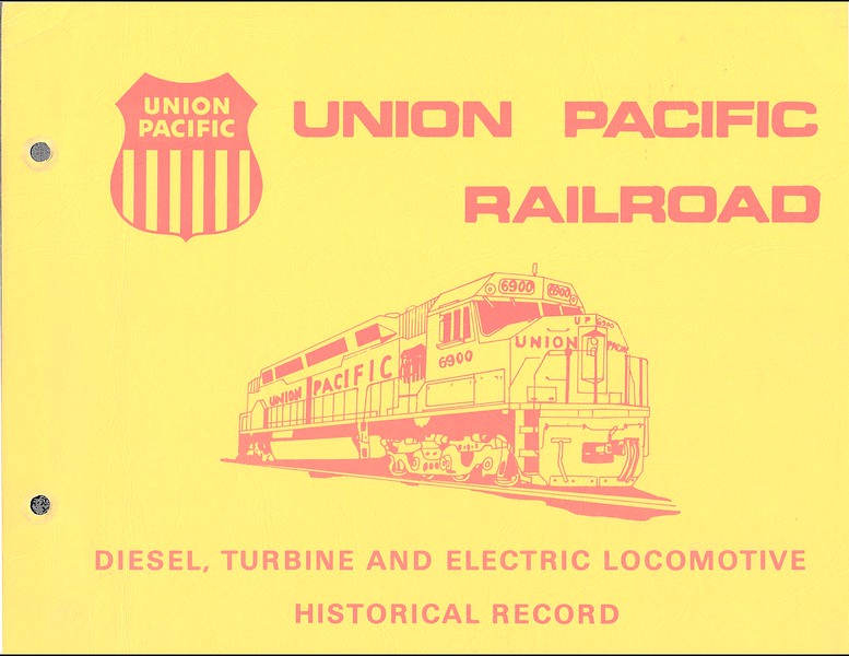 December 31, 1976 edition of this book published by UPRR.