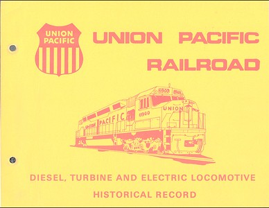 1976 Locomotive Historical Record