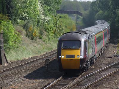Class 43 - High Speed Train (HST) Power Car