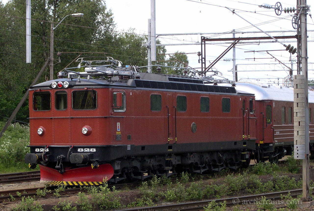 Kalmar Museijärnväg Ma 828 Narvik C 2003-07-07 by TS