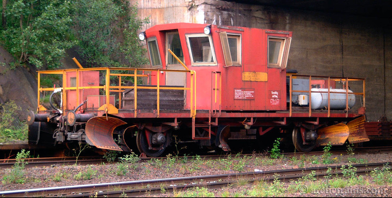 NSB Snowplow Narvik C 2001-08-05 by TS
