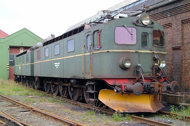 NSB El 12 Tomta Narvik 2001-08-22 by TS