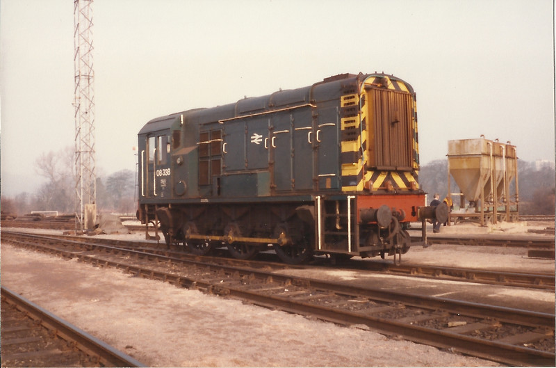 08338 <br /> <br /> Radyr South Wales <br /> <br /> 19th Feb 1984