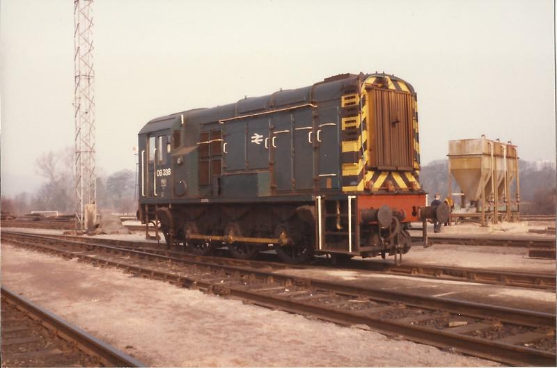 08338 <br /> <br /> Radyr South Wales <br /> <br /> 19th Feb 1984