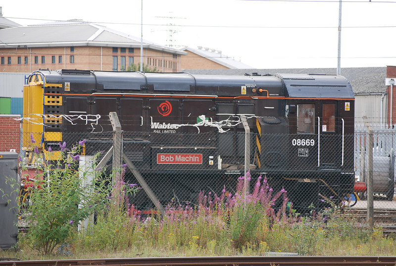 08669<br /> <br /> Doncaster <br /> <br /> 24th July 2009