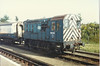 08933<br /> <br /> Southampton Central <br /> <br /> 2nd Aug 1986