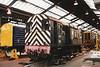 08601 <br /> <br /> Allerton Depot <br /> <br /> 31st July 1999