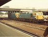 Leading: 33113 <br /> <br /> Rear 33105 <br /> <br /> Bournemouth <br /> <br /> 21 August 1982