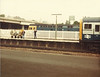 33102 <br /> <br /> Sits in the Siding at Bournemouth <br /> <br /> 21 August 1982