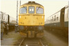 33056 <br /> <br /> Location: <br /> <br /> Cardiff Canton Depot <br /> <br /> Date: <br /> <br /> 19th Feb 1984