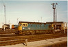 33013 <br /> <br /> Location: Bristol <br /> <br /> date: 6th July 1985