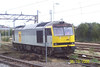 60 095 <br /> <br /> Running Round at Edge Hill <br /> <br /> 6th Oct 2006