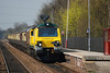 17th April 2010 <br /> <br /> A significant day in the history of Class 70's becuse 70003 held the honour of being the first 70 to run on a railtour the 70 came on @ Crewe & a group of us went out to view this historic event, i went to Micklefield for it on the way & and got it coming back into Leeds on it's return the above shows:<br /> <br /> Pathfinder tours Yorkshire Dalesman mini tour from Leeds - Hat & stainforth 1Z69 through Micklefield with 70003 & 66154
