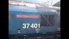 26th Feb 2018 trip to Carlisle on the 37's with Liz  36 sec vid of 37 401 / DVT 9709 arriving on 2C32 05.15 Carlisle - Preston