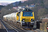 70013 Hathersage 5/12/2012<br /> 6L87 1237 Earles Sidings-West Thurrock