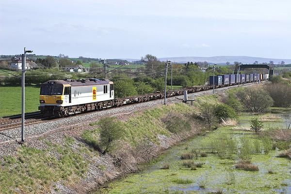 92004 Elmsfield 3/5/2006 4S62 1212 Daventry-Mossend