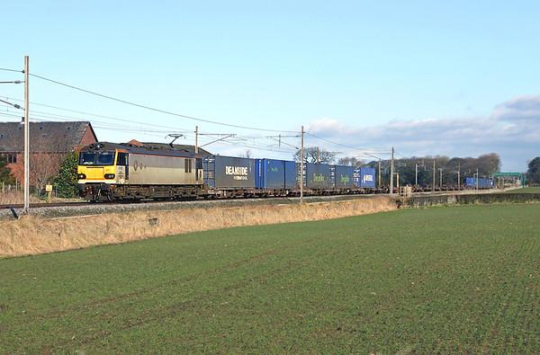 92007 Brock 8/3/2005 4M42 0631 Mossend-Daventry