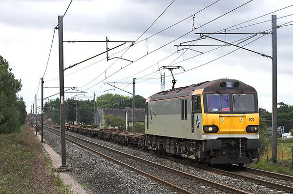 92002 Brock 7/9/2005 4Z91 0915 Crewe Sydney Bridge-Carnforth
