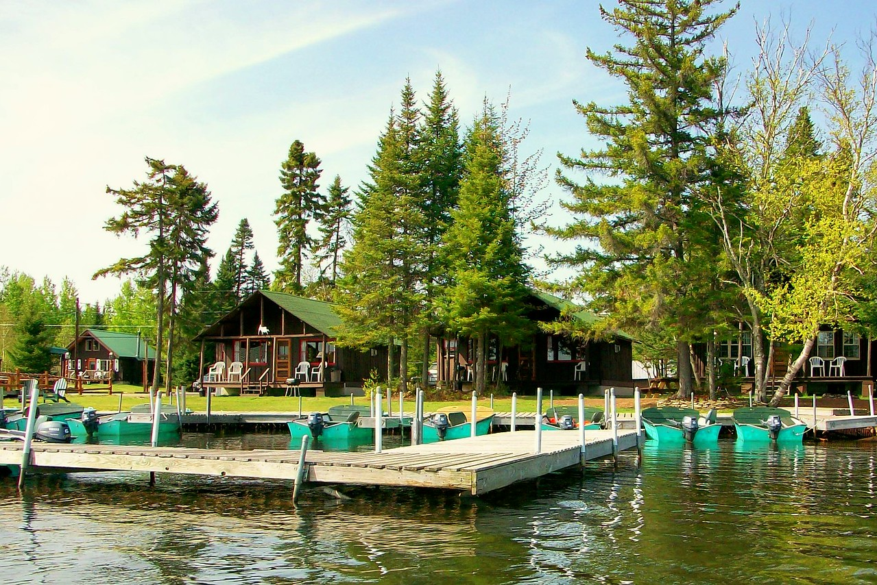 Tall Timber boat docks