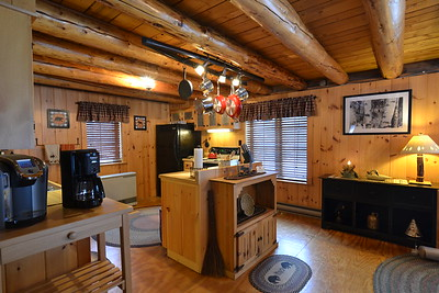 Timberdoodle a Tall Timber cabin rental on Back Lake.