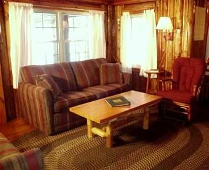 Spruce #7 cabin