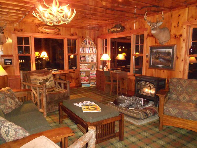 Tall Timber Main Lodge
