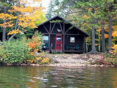 Hemlock # 8 lakefront cabin