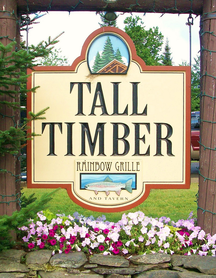 Welcome to Tall Timber