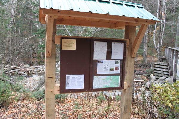 Trail Kiosks
