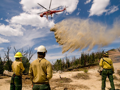 Lodgepole Fire (ID, 2013)