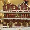 """December 22, 2016<br /> <br /> Back of Gingerbread House #1<br /> <br /> Gold Strike Casino Resort<br /> 1010 Casino Center Drive<br /> Robinsonville, MS 38664<br /> <br /> Official website: <br /> <br /> <a href=""""http://www.goldstrikemississippi.com"""">http://www.goldstrikemississippi.com</a>"""