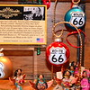 """UNIQUE AND COLLECTIBLE GLASS ORNAMENTS by Brenda J. Schodt, Southwest Collectibles, LLC <br />  Chandler, AZ<br /> <br /> Official website: <a href=""""http://www.southwestornaments.com"""">http://www.southwestornaments.com</a><br /> <br />  Toonerville 66 Trading Post"""