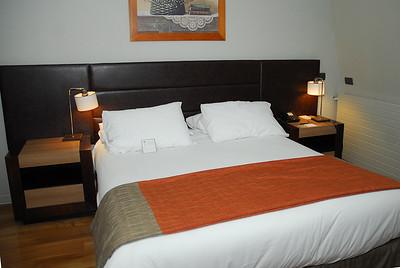 Hotel Bonaparte, Santiago, Chile