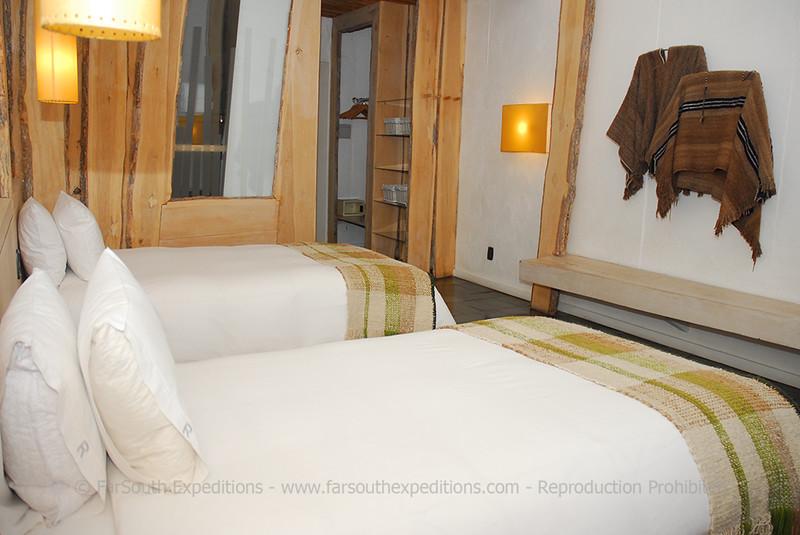 Hotel Remota, Patagonia, Chile