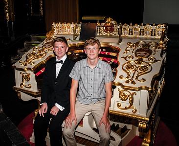 Organist Brett