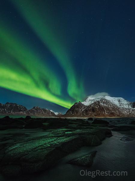 Uttakleiv aurora